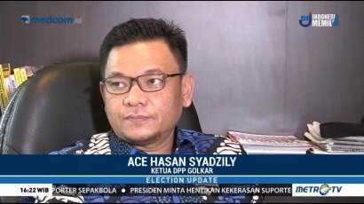 Golkar: Dukungan Kader ke Prabowo-Sandi Tak Mewakili Partai