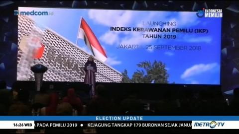 Bawaslu Luncurkan Indeks Kerawanan Pemilu 2019