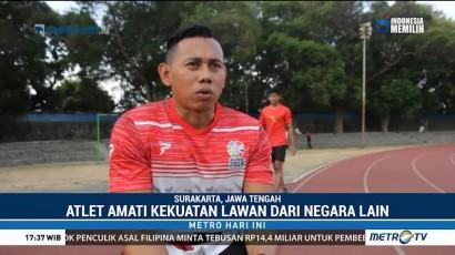 Atlet Atletik Asian Para Games Semakin Intensif Berlatih