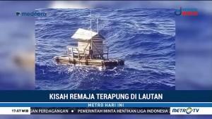 Kisah Remaja Indonesia Terapung 49 Hari di Lautan
