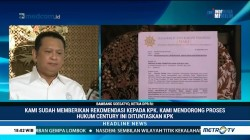 DPR Desak KPK Tuntaskan Kasus Century