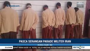 22 Orang Ditahan Terkait Penembakan Parade Militer di Iran