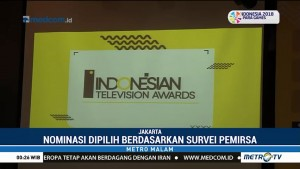 Indonesian Television Awards 2018 Siap Digelar