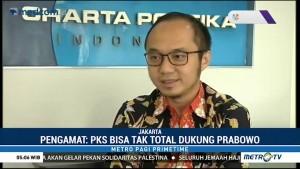 Pengamat: Perebutan Kursi Wagub DKI Bisa Berimbas ke Koalisi Prabowo-Sandiaga