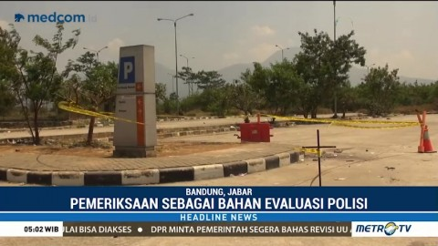 Polrestabes Bandung Periksa Panpel Pertandingan Persib vs Persija