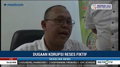 Kejati Sulsel Dalami Dugaan Korupsi Reses Fiktif Puluhan Anggota DPRD Makassar
