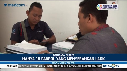 DPC Gerindra Batu Bara Terancam tak Ikut Pileg 2019