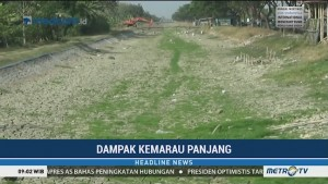 Warga Demak Krisis Air Bersih