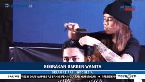 The Rise of Barberlyfe, Even Internasional Pertama Bagi Para Barber