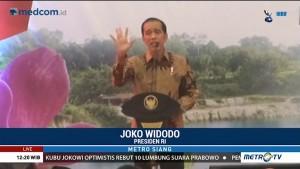 Jokowi Belum Mulai Agenda Kampanye Pilpres