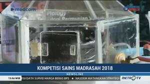 Teknologi Baru Produksi Garam Karya MTsN 1 Kota Malang