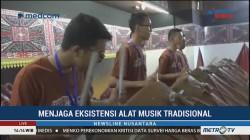 Menjaga Eksistensi Alat Musik Tradisional