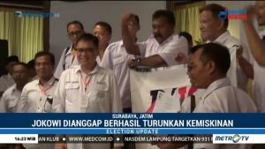 TKD Jokowi-Ma'ruf Jatim Siap Kampanyekan Kerja Nyata Jokowi