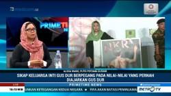 Ini Alasan Keluarga Gus Dur Dukung Jokowi-Ma'ruf Amin