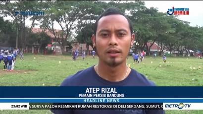 Atep Sayangkan Penghentian Sementara Liga 1