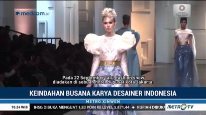 Keindahan Busana Karya Desainer Indonesia