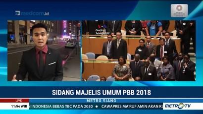 JK Perkuat Peningkatan Kerja Sama Perdagangan Indonesia-AS