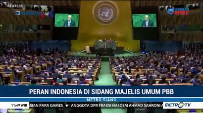 Persiapan Pidato Jusuf Kalla di Sidang Majelis Umum PBB