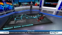 Sean akan Kejar Poin di Sirkuit Sochi