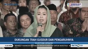 Dukungan Trah Gus Dur dan Pengaruhnya Bagi Jokowi-Ma'ruf
