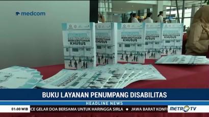 Ombudsman Luncurkan Buku Layanan Penumpang Difabel