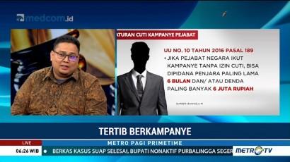 Polemik 'Kampanye' Zulkifli Hasan (1)