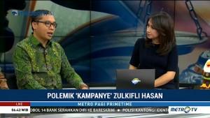 Polemik 'Kampanye' Zulkifli Hasan (2)