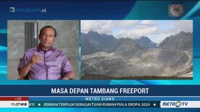 Masa Depan Tambang Freeport Usai Dikuasai Indonesia