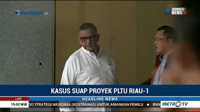 Dirut PLN Diindikasi Bertemu Para Tersangka Kasus PLTU Riau-1