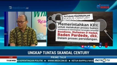 ICW: Saat Rezim SBY Berakhir Tak Ada Beban Bagi KPK Tuntaskan Kasus Century