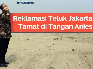 Reklamasi Teluk Jakarta Tamat di Tangan Anies Baswedan