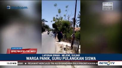 Kabar Hoaks Gempa Susulan Buat Warga Majene Resah