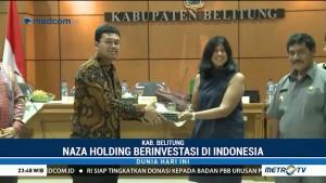 Naza Holdings Tanamkan Investasi USD500 Juta di Belitung