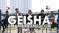 Mampir ke Medcom: Geisha - Kering Air Mataku