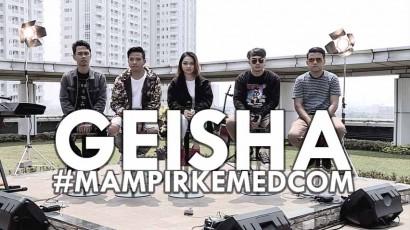 Mampir ke Medcom: Geisha - Tanah Airku