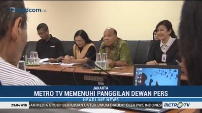 Metro TV Jawab Aduan Demokrat
