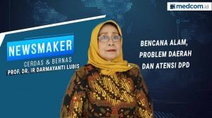 Newsmaker - Bencana Alam, Problem Daerah dan Atensi DPD