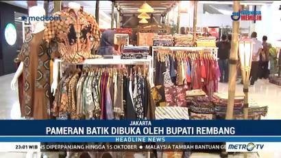 Pemkab Rembang Gelar Pameran Batik