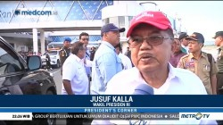 Jusuf Kalla Pimpin Penanganan Korban Gempa di Sulteng