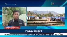 Tenda Pengungsian di Lombok Sudah Tak Layak Huni