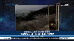 Tiga Bencana Hantam Sulawesi Tengah