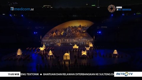 Opening Ceremony Asian Para Games 2018 (1)