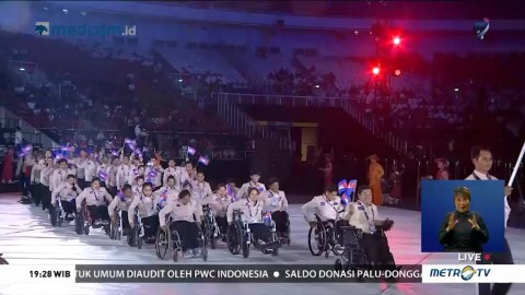 Opening Ceremony Asian Para Games 2018 (4)