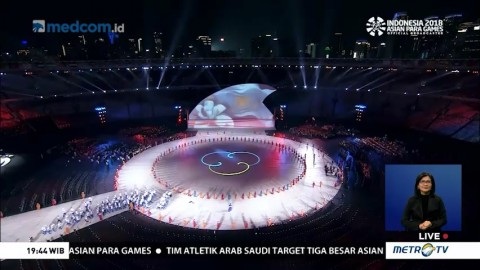 Opening Ceremony Asian Para Games 2018 (5)