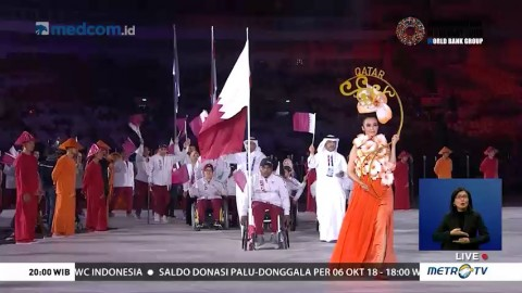 Opening Ceremony Asian Para Games 2018 (7)