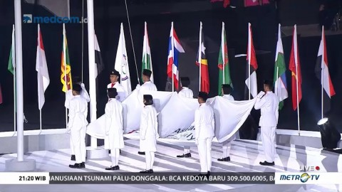 Opening Ceremony Asian Para Games 2018 (13)