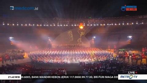 Opening Ceremony Asian Para Games 2018 (14)