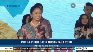 Pemilihan Putra Putri Batik Nusantara 2018 Promosikan Batik Bengkulu