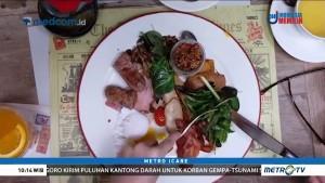 Hobi Kuliner? <i>Gak</i> Perlu Takut Kolesterol (2)