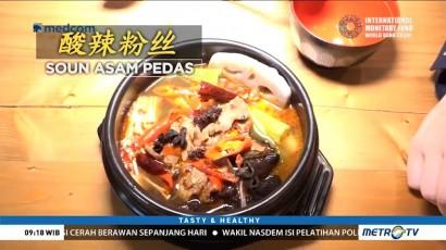 Mencicipi Kuliner Tiongkok di Candra Naya (2)